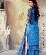 Ghani Textile Lawn Dresses 2014 Volume 1 For Women 0011
