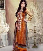 Ghani Textile Lawn Dresses 2014 Volume 1 For Women 0015