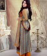 Ghani Textile Lawn Dresses 2014 Volume 1 For Women 009