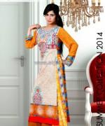Ghani Textile Summer Dresses 2014 For Women 2