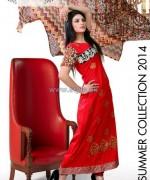 Ghani Textile Summer Dresses 2014 For Women 4