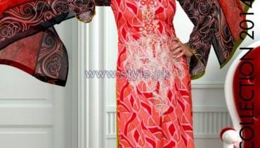Ghani Textile Summer Dresses 2014 Volume 2 8