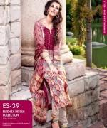 Gul Ahmed Essenza De Silk Dresses 2014 For Women 9