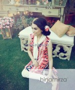 Hina Mirza Summer Dresses 2014 For Girls and Babies 2