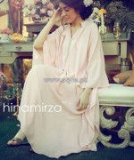 Hina Mirza Summer Dresses 2014 For Girls and Babies 4