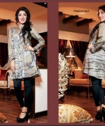 Ittehad Textiles Printed Lawn Shirts 2014 For Women 0012