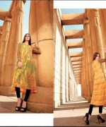 Ittehad Textiles Printed Lawn Shirts 2014 For Women 002