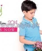 Jambini Kids Wear Dresses 2014 For Summer Volume 1 5
