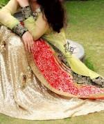 Jannat Nazir Spring Dresses 2014 For Women 001