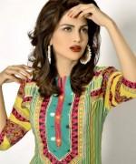 Khanumz Summer Dresses 2014 For Women 006