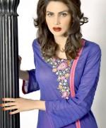 Khanumz Summer Dresses 2014 For Women 009