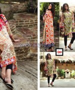 LSM Fabrics Komal Lawn Dresses 2014 For Summer 2