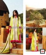 LSM Fabrics Komal Lawn Dresses 2014 For Summer 3