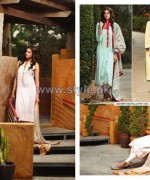 LSM Fabrics Komal Lawn Dresses 2014 For Summer 5