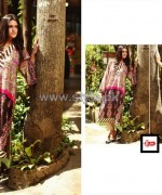 LSM Fabrics Komal Lawn Dresses 2014 For Summer 6