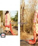 LSM Fabrics Komal Lawn Dresses 2014 For Women 11