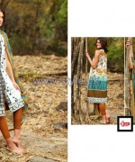 LSM Fabrics Komal Lawn Dresses 2014 For Women 9