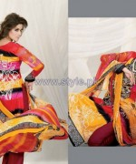 Lala Classic Crinkle Lawn 2014 For Women 10