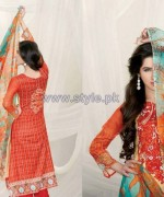 Lala Classic Crinkle Lawn 2014 For Women 7