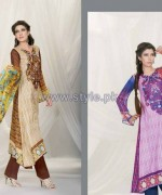 Lala Classic Crinkle Lawn 2014 For Women 8