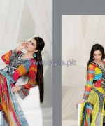 Lala Classic Crinkle Lawn 2014 For Women 9