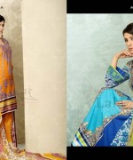 Lala Embroidered Lawn 2014 for Women001
