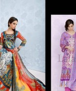 Lala Embroidered Lawn 2014 for Women003