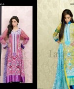 Lala Embroidered Lawn 2014 for Women007