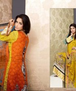 Lala Embroidered Lawn 2014 for Women014