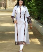 Latest Fashion of Ajrak Dresses for Women003