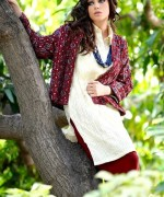 Latest Fashion of Ajrak Dresses for Women005