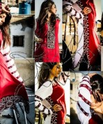 Latest Fashion of Ajrak Dresses for Women006