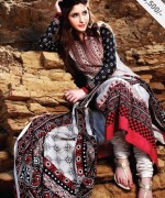 Latest Fashion of Ajrak Dresses for Women007