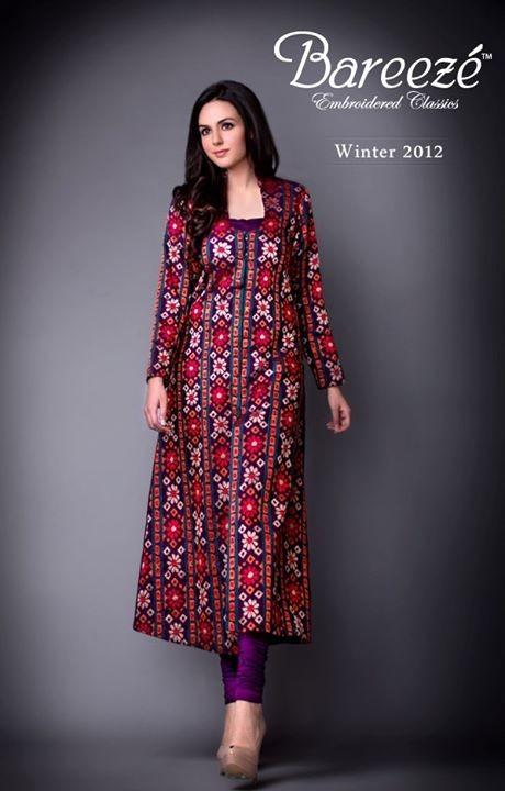 Latest Fashion Of Ajrak Dresses For Women010 Style Pk