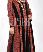 Latest Fashion of Ajrak Dresses for Women014