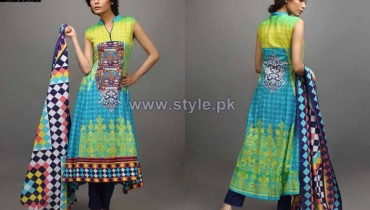 Latest Riwaj Collection 2014 Volume 1 by Shariq Textiles 1