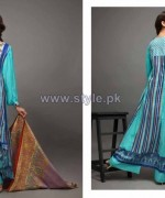 Latest Riwaj Collection 2014 Volume 1 by Shariq Textiles 4