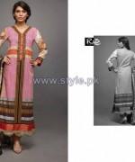 Latest Riwaj Collection 2014 Volume 1 by Shariq Textiles 5