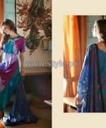 Monsoon Premium Lawn 2014 By Al-Zohaib Textile 2