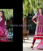 Monsoon Premium Lawn 2014 By Al-Zohaib Textile Volume 1 7