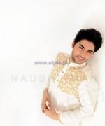 Naushemain Kurta Shalwar Designs 2014 By Nauman Afreen 3