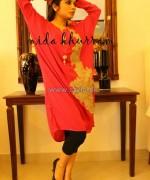 Nida Khurram Summer Dresses 2014 For Girls 2