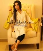 Nida Khurram Summer Dresses 2014 For Girls 3