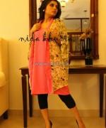 Nida Khurram Summer Dresses 2014 For Girls 4