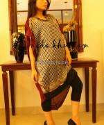 Nida Khurram Summer Dresses 2014 For Women 7