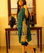 Nida Khurram Summer Dresses 2014 For Women 8