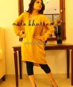 Nida Khurram Summer Dresses 2014 For Women 9