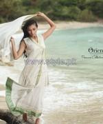 Orient Textiles Premium Lawn Dresses 2014 For Summer 3