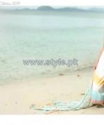 Orient Textiles Premium Lawn Dresses 2014 For Summer 4