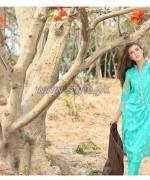 Orient Textiles Premium Lawn Dresses 2014 For Women 7
